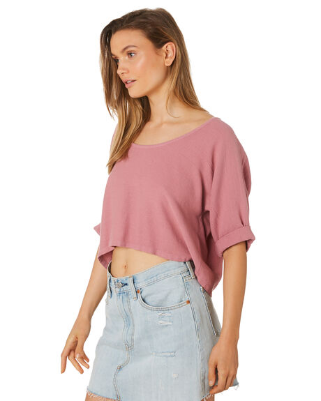 MUSK WOMENS CLOTHING TIGERLILY FASHION TOPS - T395035MUSK