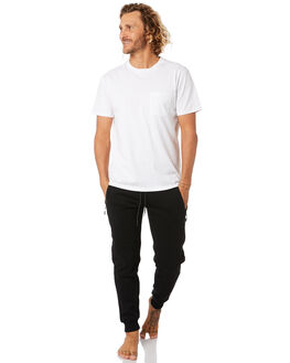 BLACK MENS CLOTHING RIP CURL PANTS - CPAAX90090