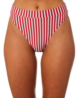 POOLSIDE WOMENS SWIMWEAR PEONY SWIMWEAR BIKINI BOTTOMS - RE18-12-POL