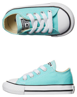 AQUA KIDS TODDLER BOYS CONVERSE FOOTWEAR - 757643AQU