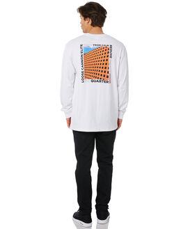 WHITE MENS CLOTHING ST GOLIATH TEES - 4331063.WHT