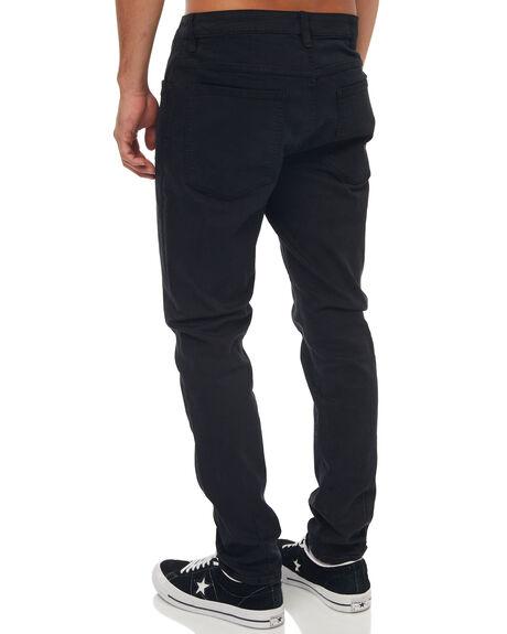 NORTHERN BLACK MENS CLOTHING NEUW JEANS - 322692559