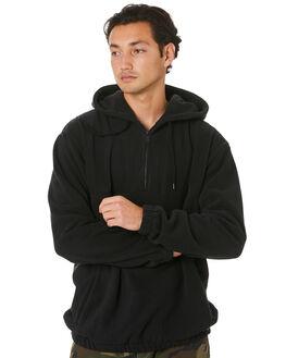 BLACK MENS CLOTHING DICKIES JUMPERS - K1200509BK