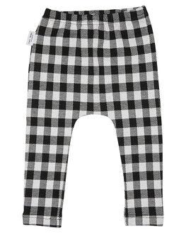 CHECK KIDS GIRLS TINY TRIBE PANTS - TTW18-3003GCHK