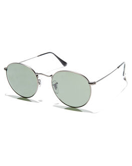 GUNMETAL UNISEX ADULTS RAY-BAN SUNGLASSES - ORB344750029