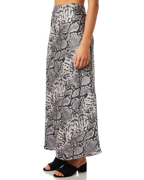 SNAKE WOMENS CLOTHING LULU AND ROSE SKIRTS - LU23764SNAKE