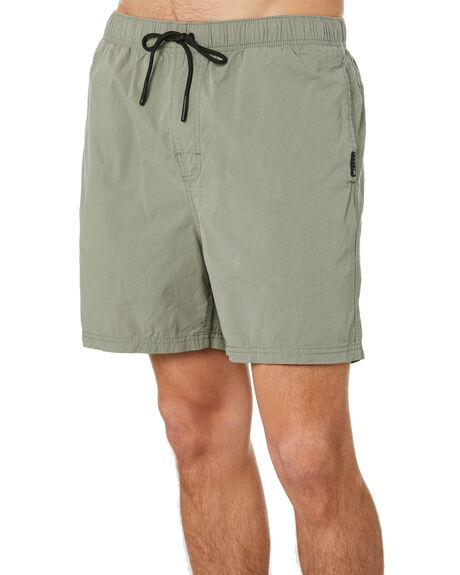 GRAVITY GREY MENS CLOTHING RUSTY SHORTS - WKM1001GGY