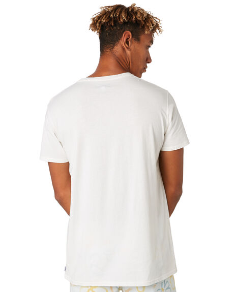 OFF WHITE OUTLET MENS BANKS TEES - WTS0431OWH