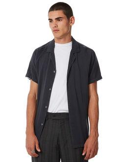 DUSTY BLACK MENS CLOTHING INSIGHT SHIRTS - 5000002673DBLK