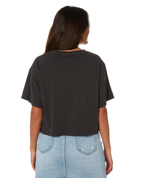 ACID SMOKE WOMENS CLOTHING INSIGHT TEES - 1000088562ASMK