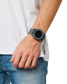 GUNMETAL BLUE MENS ACCESSORIES NIXON WATCHES - A197624