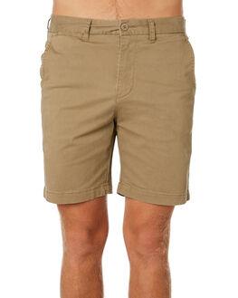 STONE MENS CLOTHING GLOBE SHORTS - GB0126001STN