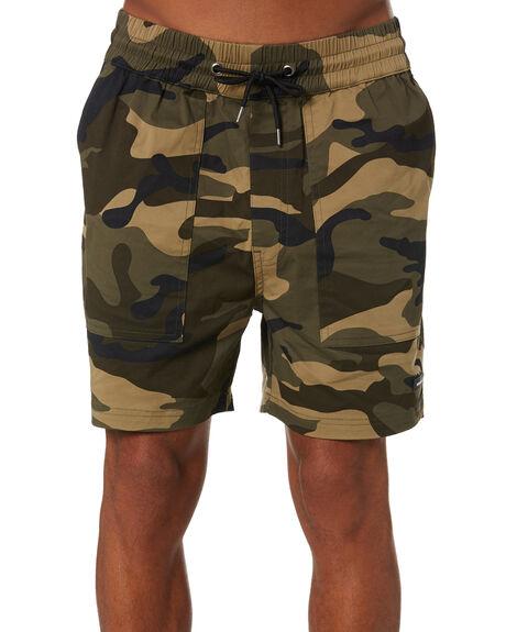 CAMO MENS CLOTHING RPM SHORTS - 20SM22B1CMO