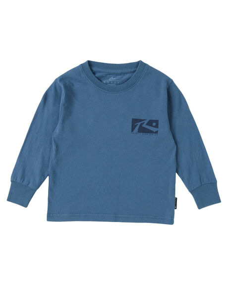 CHINA BLUE KIDS BOYS RUSTY TOPS - TTR0487CBE
