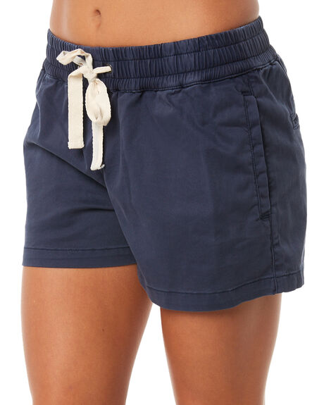 NAVY WOMENS CLOTHING RIP CURL SHORTS - GWAEC10049