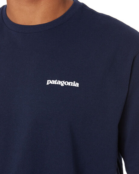 CLASSIC NAVY MENS CLOTHING PATAGONIA TEES - 38504CNY
