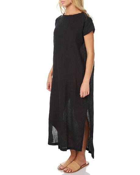 DEEP INK WOMENS CLOTHING ASSEMBLY DRESSES - AW-W1720DINK