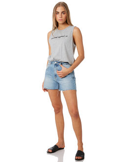 GREY MARLE WOMENS CLOTHING ELWOOD SINGLETS - W93003-309