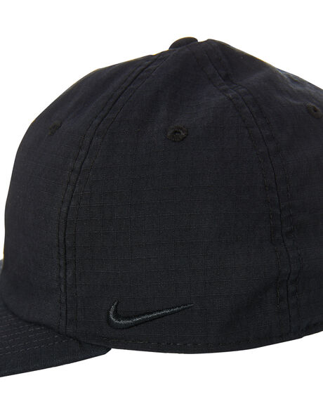BLACK BLACK MENS ACCESSORIES NIKE HEADWEAR - DC3719-010