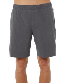 BLACK MENS CLOTHING HURLEY SHORTS - 895072010