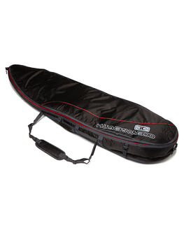 BLACK RED SURF HARDWARE OCEAN AND EARTH BOARDCOVERS - SCFB26BLKRD