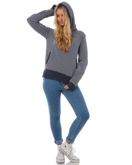 BLUE WOMENS CLOTHING RIP CURL JUMPERS - GFECX10070