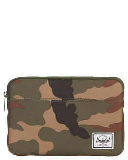 WOODLAND CAMO MENS ACCESSORIES HERSCHEL SUPPLY CO OTHER - 10111-02232-OSWOOD