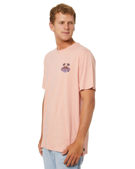 CORAL DUST MENS CLOTHING SWELL TEES - S5214006CLDST