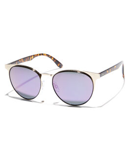 GOLD WOMENS ACCESSORIES LIIVE VISION SUNGLASSES - L0609BGLD