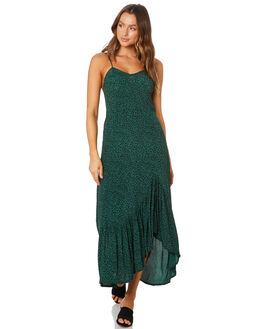 NALA GREE WOMENS CLOTHING RUE STIIC DRESSES - SW-20-11-1-NG-VRNALA
