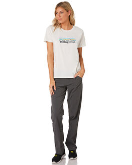 FORGE GREY WOMENS CLOTHING PATAGONIA PANTS - 55416FGE