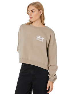 ATMOSPHERE WOMENS CLOTHING STUSSY JUMPERS - ST106311ATM