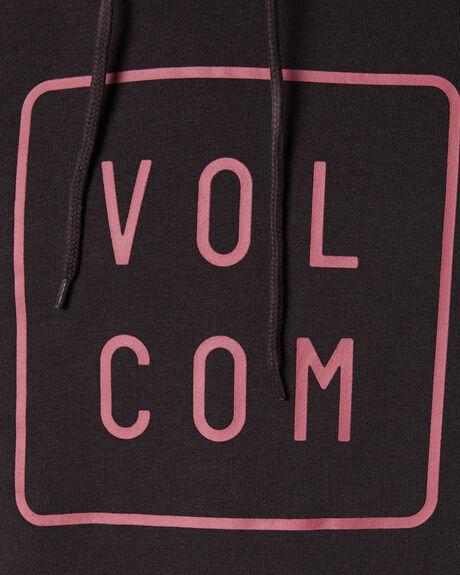 VINTAGE BLACK MENS CLOTHING VOLCOM HOODIES + SWEATS - A4102119VBK