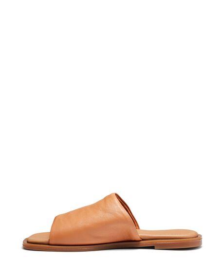 HONEY WOMENS FOOTWEAR JUST BECAUSE SLIDES - SOLE-JB0528HNY