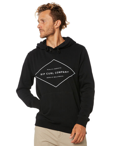 BLACK MENS CLOTHING RIP CURL JUMPERS - CFEED90090