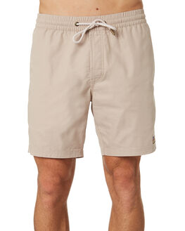 TAN MENS CLOTHING BARNEY COOLS BOARDSHORTS - 800-CC2TAN