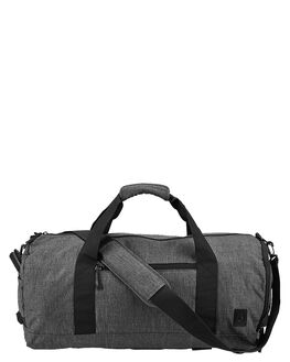 CHARCOAL HEATHER MENS ACCESSORIES NIXON BAGS + BACKPACKS - C2957168
