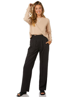 COAL WOMENS CLOTHING NUDE LUCY PANTS - NU23823COAL