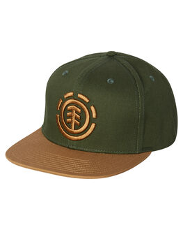 GREEN DAWN MENS ACCESSORIES ELEMENT HEADWEAR - 166617GGRNDW