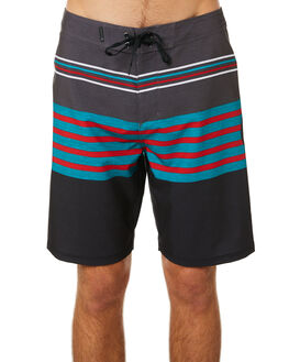 BLACK MENS CLOTHING HURLEY BOARDSHORTS - BV1718010