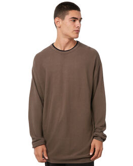 BRONZE MENS CLOTHING GLOBE KNITS + CARDIGANS - GB01833021BRNZ