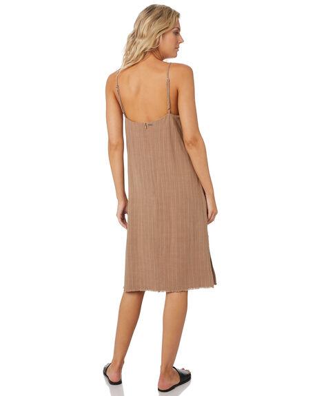 CORIANDER WOMENS CLOTHING RUSTY DRESSES - DRL1012COR