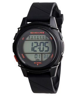 BLACK MENS ACCESSORIES QUIKSILVER WATCHES - EQYWD03004XKKK