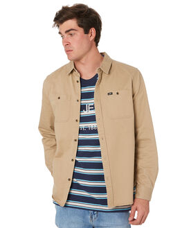 UNION STONE MENS CLOTHING LEE SHIRTS - 601906MA2