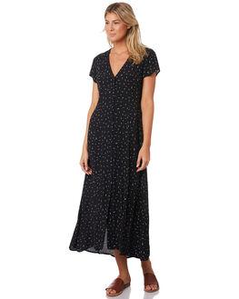 BLACK WOMENS CLOTHING ROLLAS DRESSES - 13168100