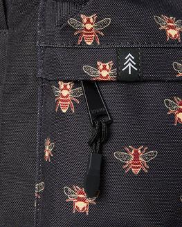 BEE MAROON MENS ACCESSORIES PARKLAND BAGS + BACKPACKS - 20002-00269-OSBEE