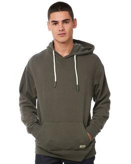 KHAKI MENS CLOTHING ACADEMY BRAND JUMPERS - 18W504KHAKI