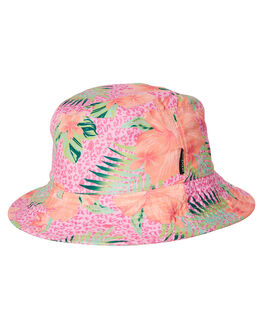 PINK KIDS TODDLER GIRLS RIP CURL HEADWEAR - FHAAX10020