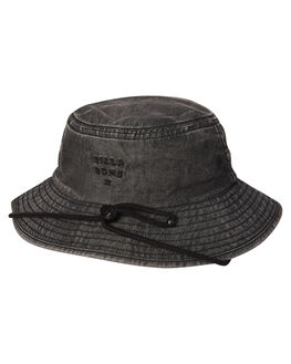 WASHED BLACK MENS ACCESSORIES BILLABONG HEADWEAR - 9681311WBLK