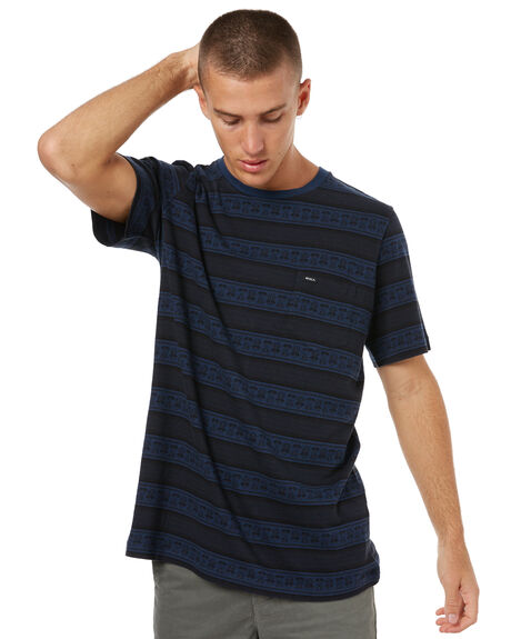 INDIGO MENS CLOTHING RVCA TEES - R172048IND